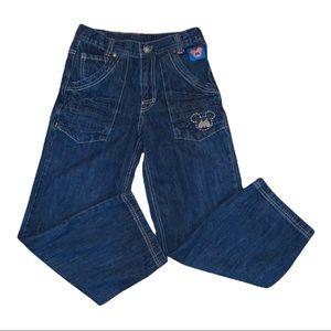 Disney Mickey Mouse branded Kids Jeans 8